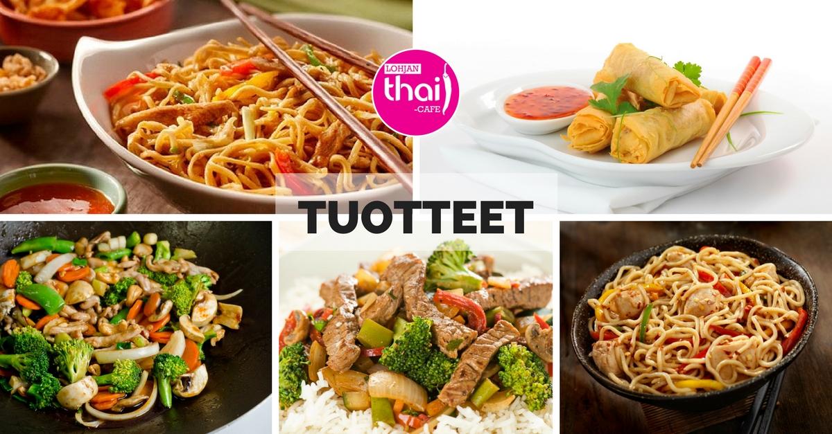 Lohjan Thai Cafe